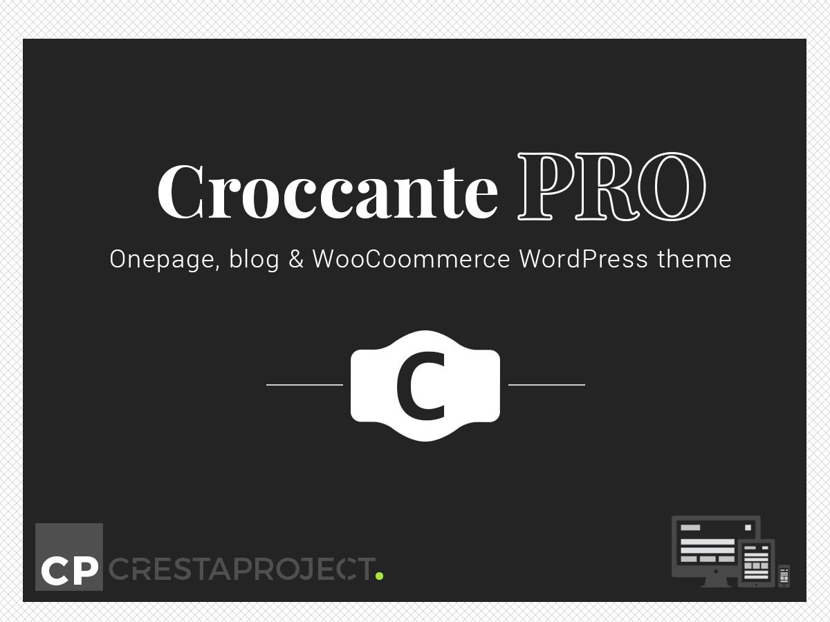 Croccante Pro